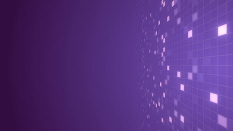 Square Cell Grid light background Da 3 4k Animation