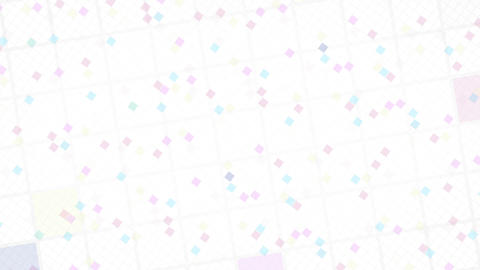 Square Cell Grid light background Jw 2 4k Animation