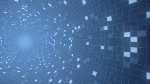 Square Cell Grid light background Ra 2 4k Animation