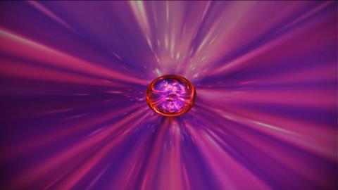 Galactic Orb Magic HD Animation