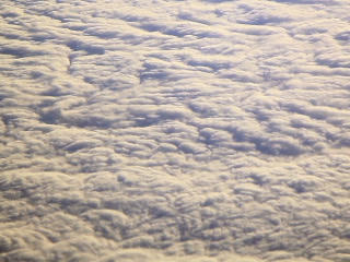 Above The Clouds. 320x240 stock footage