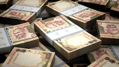 Billion Rupee Animation