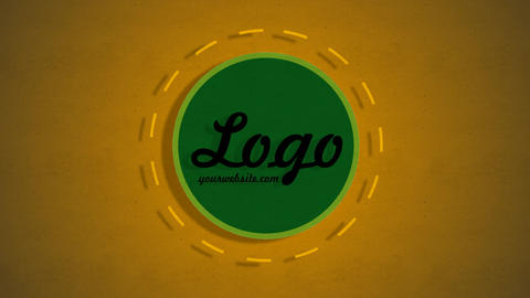 Shape Logo After Effects Template