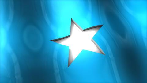 3D flag, Somalia Animation