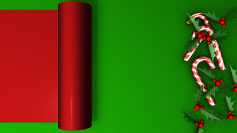 Xmas background animation Animation