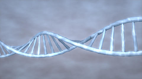 Human DNA stock footage