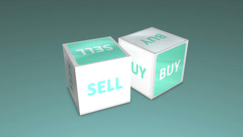 Buy and sell Animation