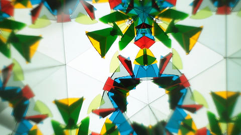 Kaleidoscope Footage