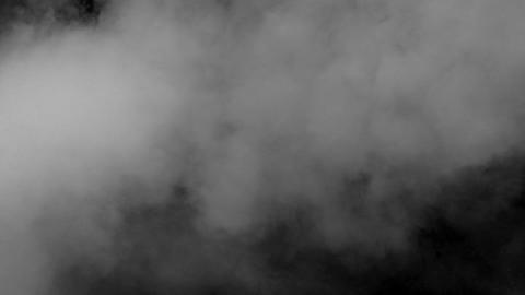 White Smoke HD stock footage