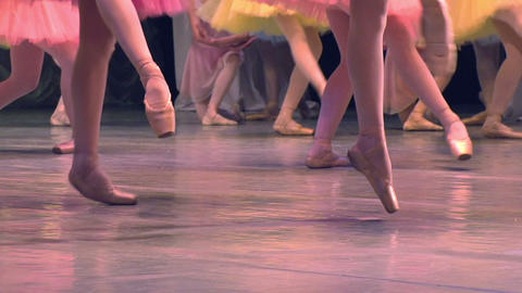 Ballet Troupe Footage