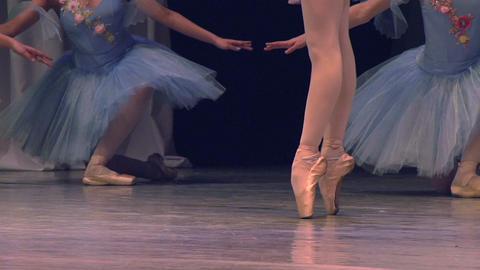 Solo Ballerina Footage