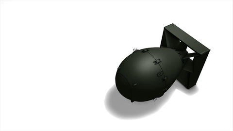 Atomic bomb Animation