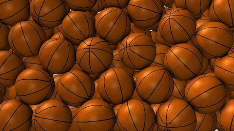 Ball basketball Animation