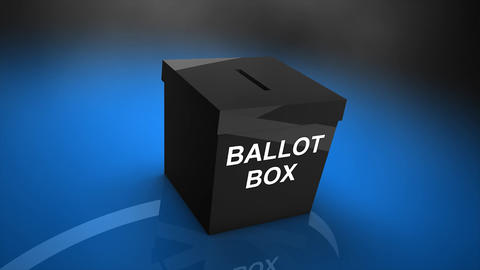 Ballot box Animation
