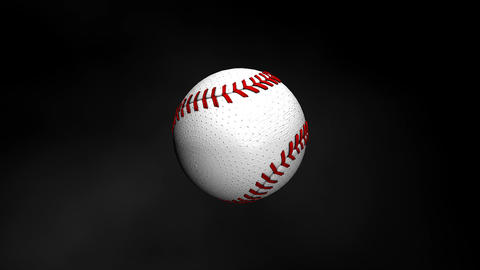 Baseball ball Animation