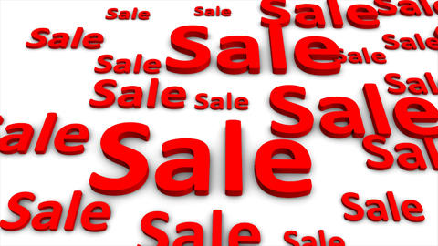 Big Sale stock footage