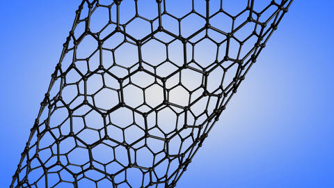 Carbon nanotube Animation