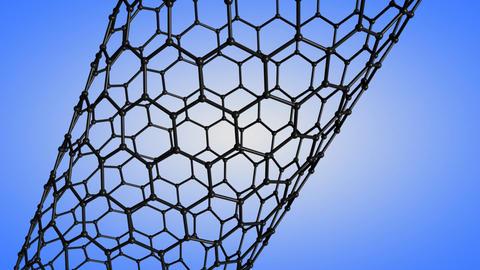 Carbon nanotube Animation