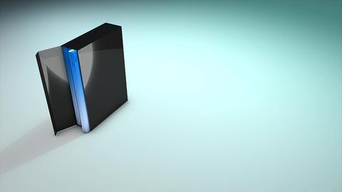 CD box set Animation