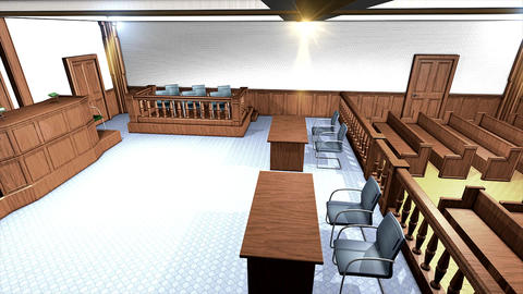 Courthouse Animation