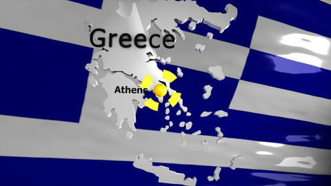 Crisis map_Greece Animation