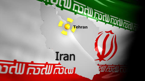 Crisis map_Iran Animation
