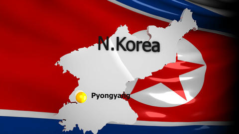 Crisis map_NKorea Animation