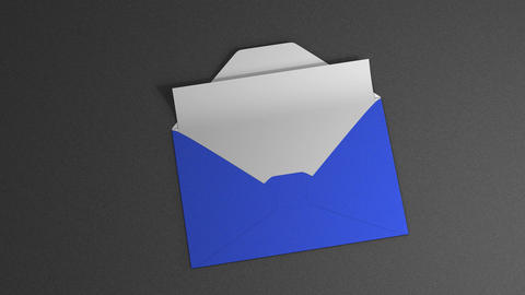 Envelope Animation