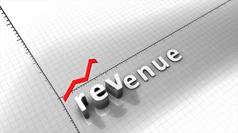Growing revenue Animation