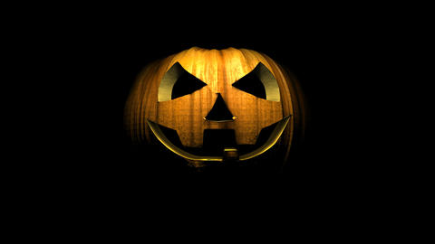 Halloween pumpkin Videos animados