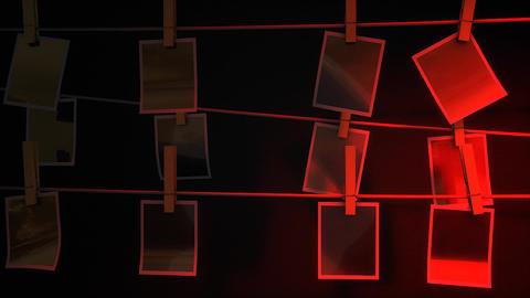 Photography darkroom Animation