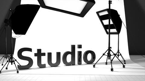 Photography studio Animation