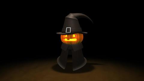 Pumpkin man Animation