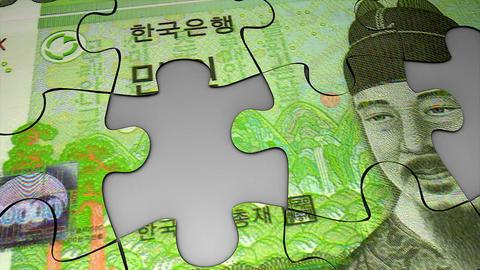 Puzzle Won 애니메이션