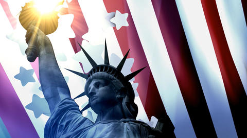Statue liberty Animation
