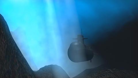 Submarine Animation
