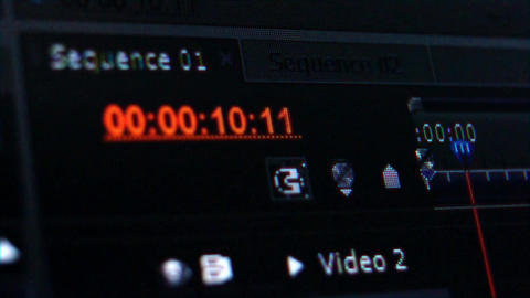 Timecode Animation