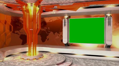 Virtual set 3 Animation