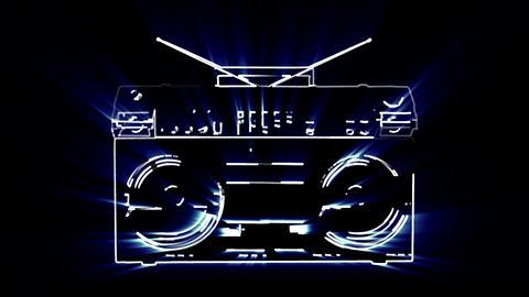 DJ Decks Stroke Animation