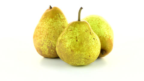 Three Pears stock footage