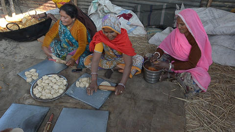 Indian women Live Action