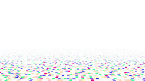 Colorful Tile background Ew 4 4k Animation