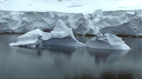 Iceberg Stock Video Footage