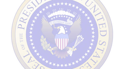 Presidential Seal 04 (24fps) Animation