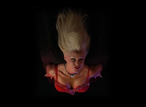 Beautiful, Busty Blonde (1) Footage