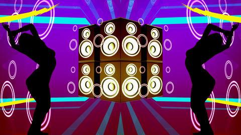 speaker dancer 3 Animation