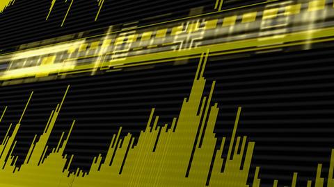 timeline analyzer 2 Stock Video Footage