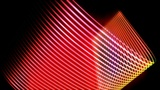 Electro Grid Ntsc stock footage
