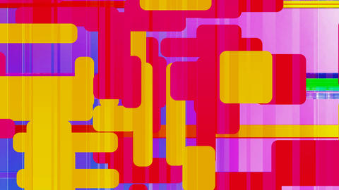the bright abstract Animation