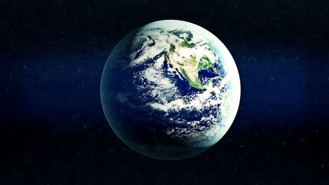 Earth HD CG動画